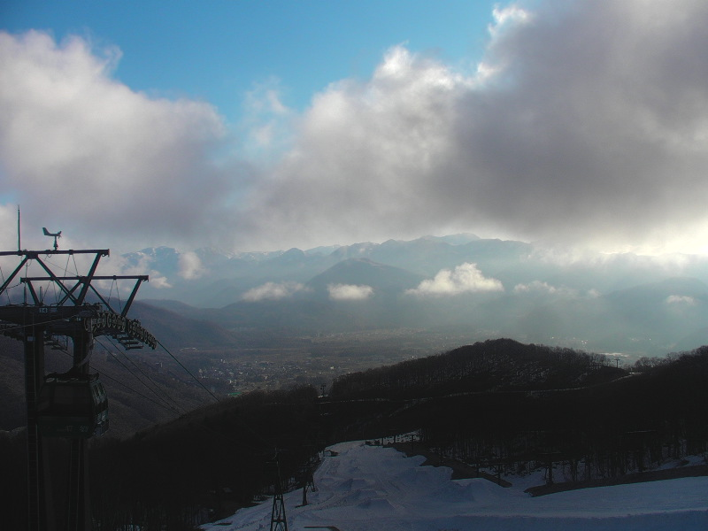 Hakuba 47 Snow Webcam