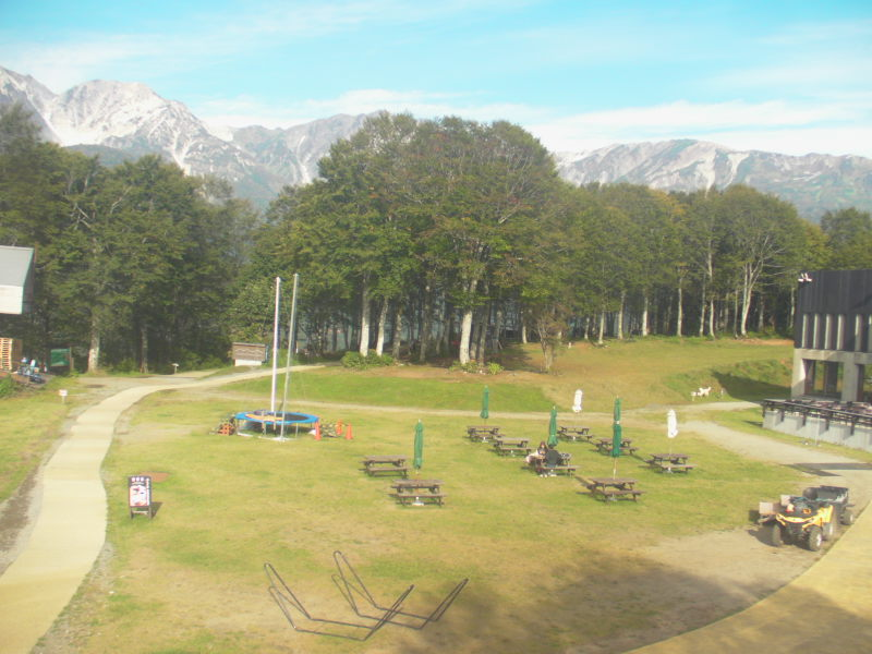 Iwatake Ski Resort camera