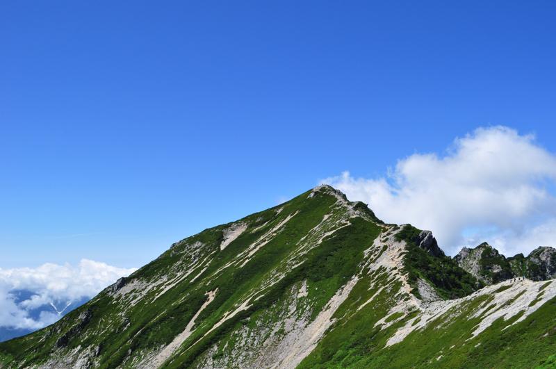 八方尾根〜唐松岳へ(1泊2日)