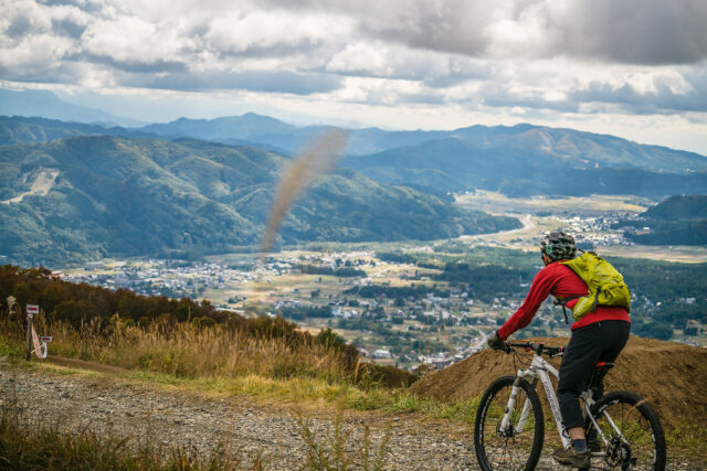DSC09759-640x427 WEAR・CLIMATE |  Cycle wear in Hakuba Ride and the climate of Hakuba Village
