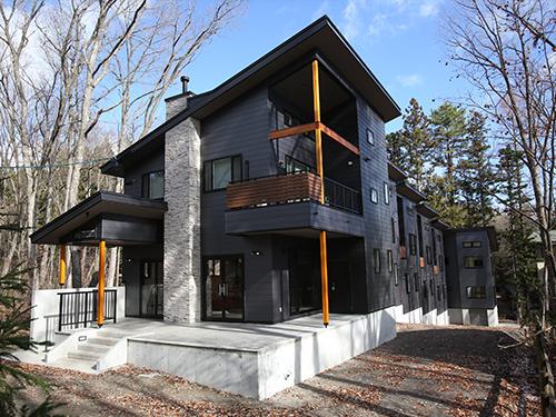 Hakuba Happo Accommodation
