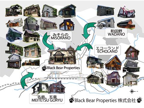 Black Bear Properties株式会社